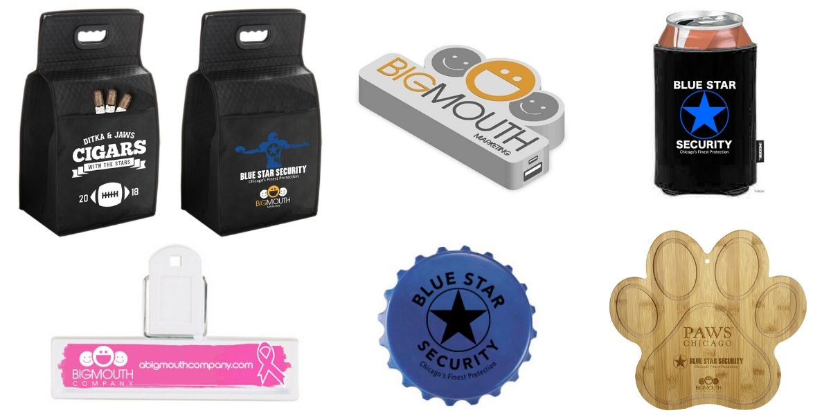 Variety of Useful Promo Products